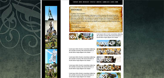 Example site 4