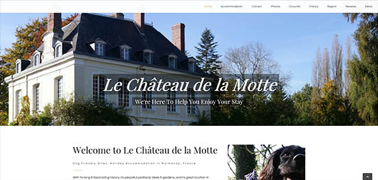 Chateau de le Motte