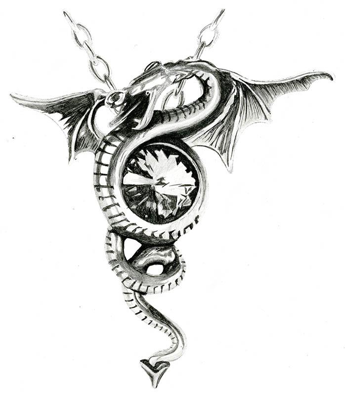 Alchemy Gothic piece