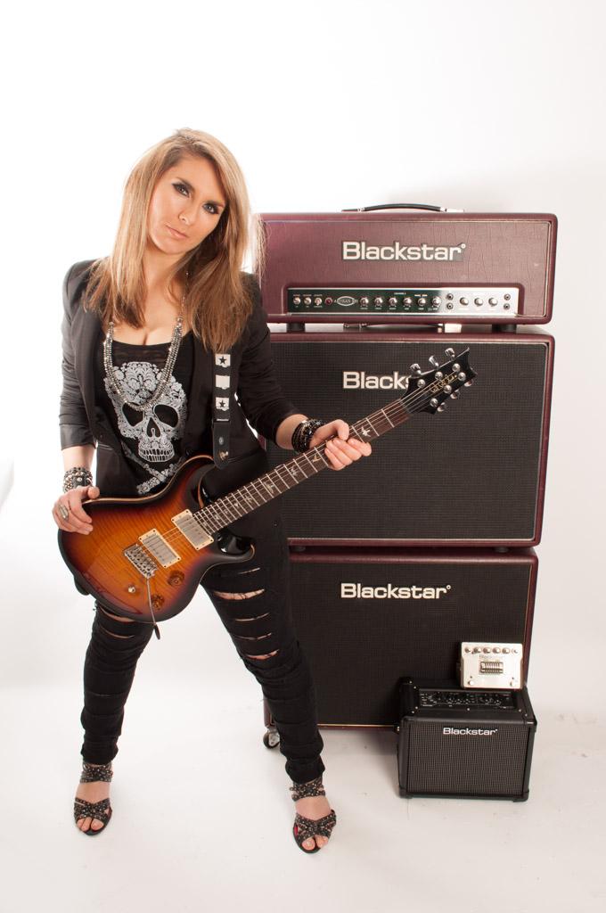 Blackstar - promo