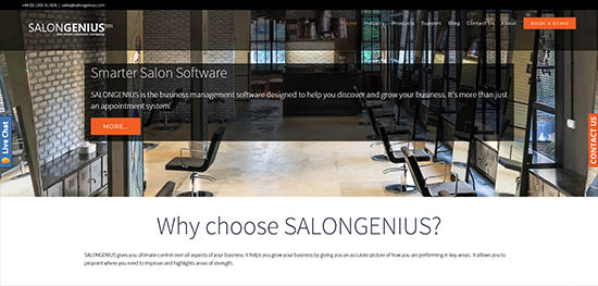 SALONGENIUS
