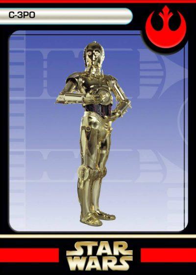 back C-3PO