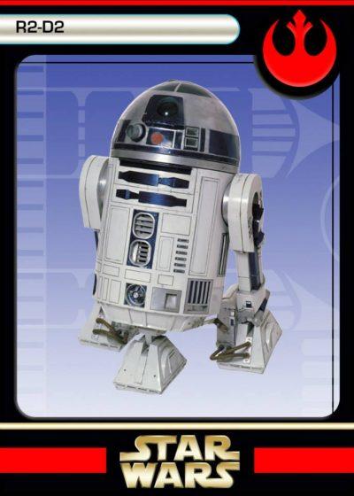 back R2-D2