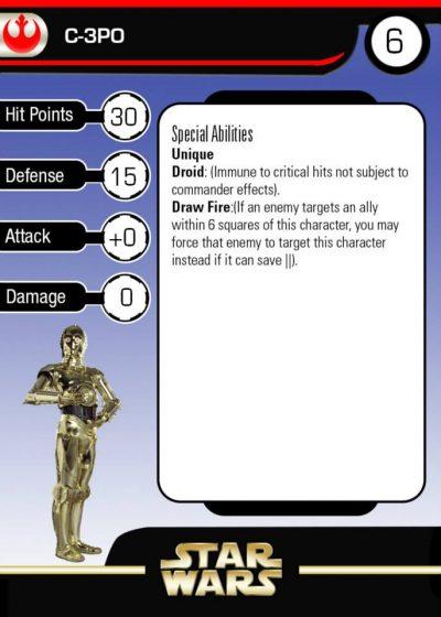 front C-3PO
