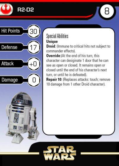 front R2-D2
